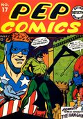 Flashback 16: Pep Comics 17 (1941/1974) 16