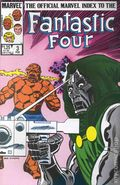 Official Marvel Index to the Fantastic Four (1985) 3