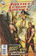 Justice League of America (2006 2nd Series) 9A