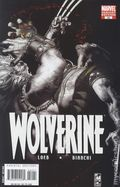 Wolverine (2003 2nd Series) Black and White 52