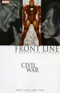 Civil War Front Line TPB (2007 Marvel) 2-1ST