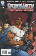 Stormwatch PHD (2006) Post Human Division 7
