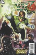 Justice Society of America (2006-2011 3rd Series) 5B
