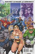 Justice League of America (2006 2nd Series) 7B