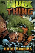 Hulk and Thing Hard Knocks TPB (2005) 1-1ST
