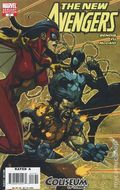 New Avengers (2005 1st Series) 27D