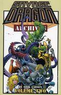 Savage Dragon Archives TPB (2006- Image) By Erik Larsen 2-1ST