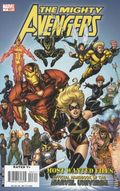 Mighty Avengers Most Wanted Files (2007) 1