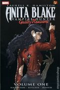 Anita Blake Vampire Hunter Guilty Pleasures HC (2007-2008 Marvel) 1A-1ST