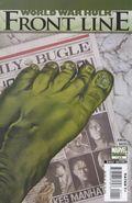 World War Hulk Frontline (2007) 1