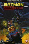 Batman/Judge Dredd Files TPB (2004 DC/2000 AD) 1-1ST