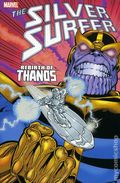 Silver Surfer Rebirth of Thanos TPB (2006 Marvel) New Edition 1-1ST