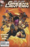 Green Lantern (2005-2011 3rd Series) 21A