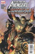 New Avengers Transformers (2007) 1