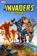 Invaders Classic TPB (2007-2010 Marvel) 1-1ST
