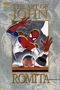 Art of John Romita HC (1996 Marvel) 1-1ST