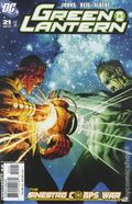 Green Lantern (2005-2011 3rd Series) 21B