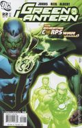Green Lantern (2005-2011 3rd Series) 22A