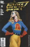Justice Society of America (2006-2011 3rd Series) 8A