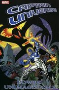 Captain Universe Power Unimaginable TPB (2005 Marvel) 1-1ST