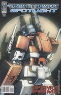 Transformers Spotlight Optimus Prime (2007) 1A