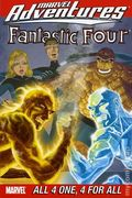 Marvel Adventures Fantastic Four TPB (2005-2009 Marvel Digest) 5-1ST