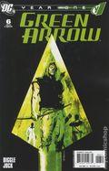 Green Arrow Year One (2007 DC) 6