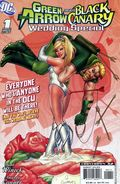 Green Arrow Black Canary Wedding Special (2007) 1A