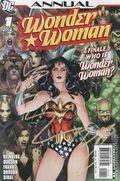 Wonder Woman (2006 3rd Series) Annual 1