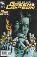 Green Lantern (2005-2011 3rd Series) 23A