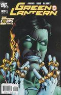 Green Lantern (2005-2011 3rd Series) 23A