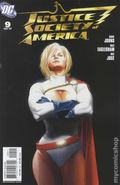 Justice Society of America (2006-2011 3rd Series) 9A