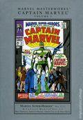 Marvel Masterworks Captain Marvel HC (2005-2016 Marvel) 1-1ST