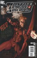 Justice League of America (2006 2nd Series) 11B
