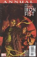 Immortal Iron Fist (2006 Marvel) Annual 1