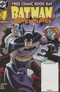 Batman Adventures (2003 2nd Series) FCBD 1