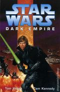 Star Wars Dark Empire TPB (1995 Dark Horse) 2nd Edition 1-1ST
