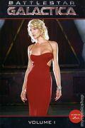 Battlestar Galactica HC (2007 Dynamite) 1B-1ST
