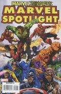 Marvel Spotlight Marvel Zombies (2007) 1