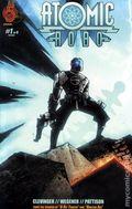 Atomic Robo (2007) 1A