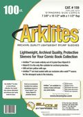 Comic Sleeve: Mylar Standard Arklite 100pk (#159-100)