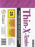 Comic Boards: Magazine Thin-X-Tender 25pk (#305-025)
