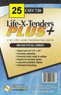 Comic Boards: Life-X-Tender Plus 25pk (#720-025) 
