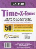 Comic Boards: Magazine Time-X-Tender 50pk (#030-050)
