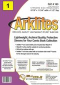 Comic Sleeve: Magazine Arklite 1pk (#163-001)