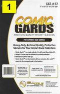 Comic Sleeve: Current Comic-Guard 1pk (#057-001)