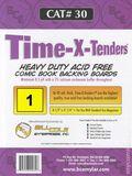 Comic Boards: Magazine Time-X-Tender 1pk (#030-001)