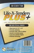 Comic Boards: Life-X-Tender Plus 50pk (#720-050) 