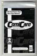 Comic Bags: Silver 100pk Polyethylene