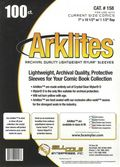 Comic Sleeve: Current Size Arklite 100pk (#158-100)
